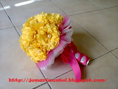 bunga tangan kuning