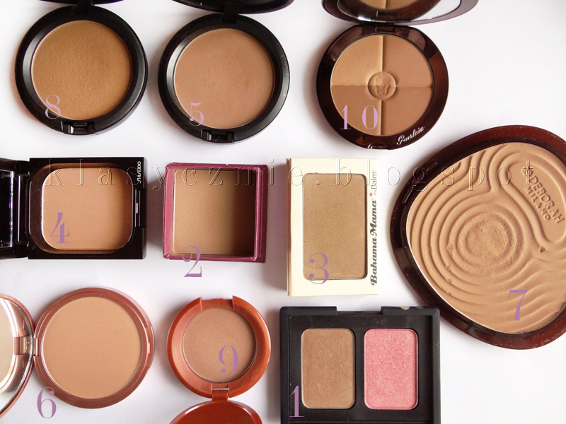 Guerlain Terracotta Light Bronzing Powder 02 Blondes