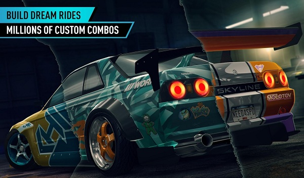 Need for Speed™ No Limits Game Apk
