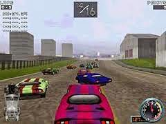 Free Download Games Demolition Racer PS1 ISO for pc Full Version