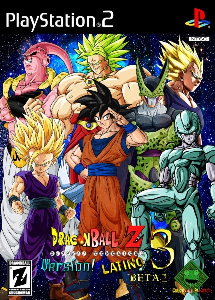 descargar dragon ball z budokai tenkaichi 3 version latino