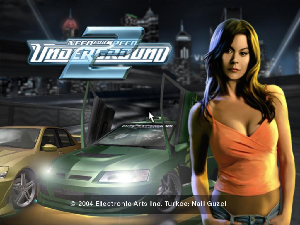 ???? need for speed underground 2 pc