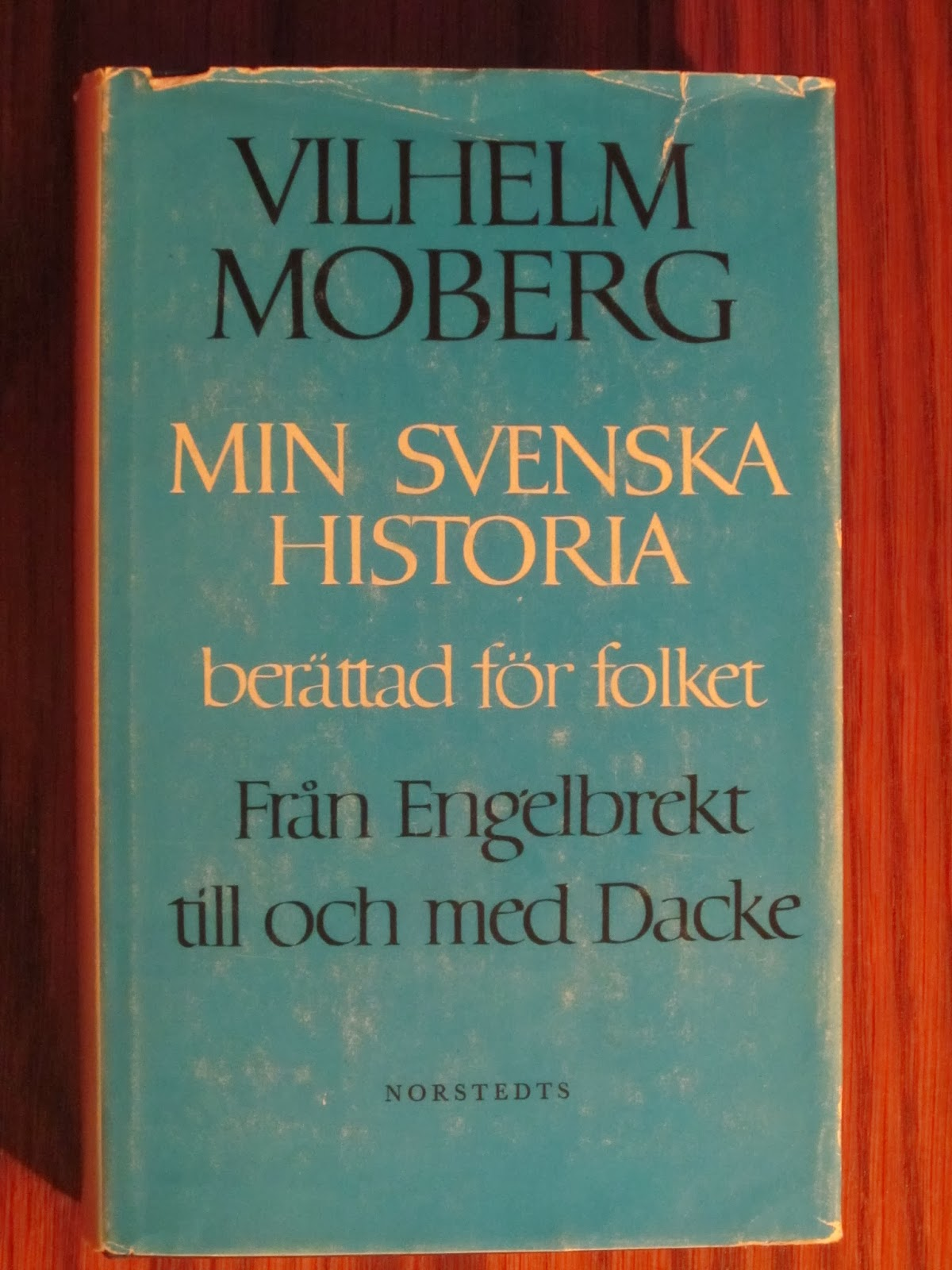 Image result for vilhelm moberg min svenska historia