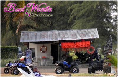 Aktiviti Menarik dan Best Yang Boleh Dilakukan Di The Legend Resort Cherating Pahang Malaysia. Motor ATV