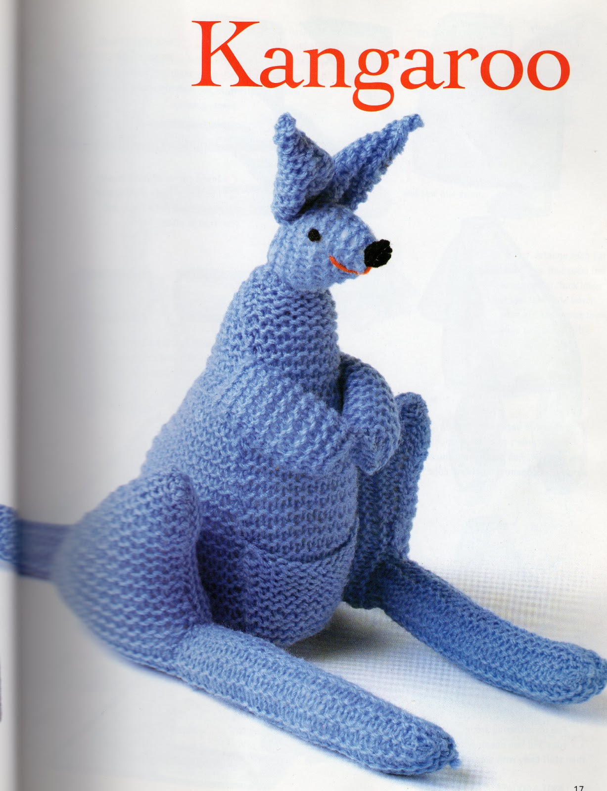 Knitographical: Our Prime Minister Knits - So What?