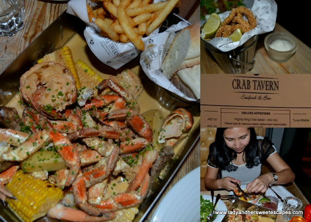 Crab Tavern Dubai in Media One Hotel
