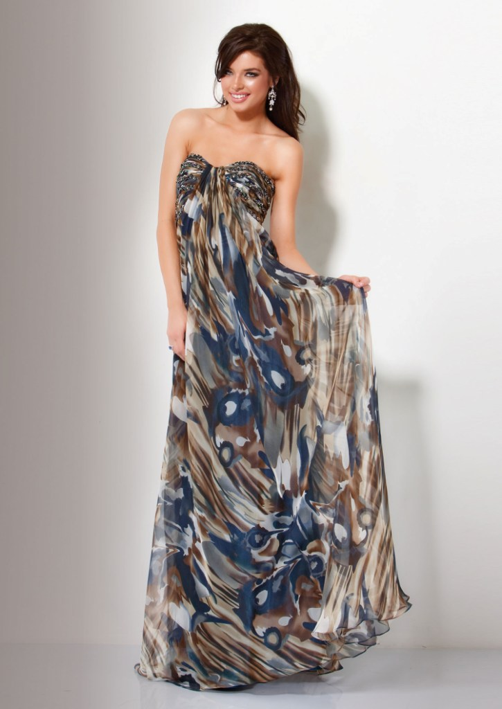 Camo Prom Dresses 47