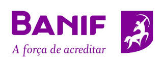 Logotipo do banco Banif