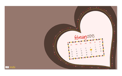 Stampin' Up! Box of Chocolates Free Desktop Wallpaper