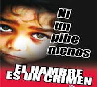 El hambre sigue creci-endo en Argentina