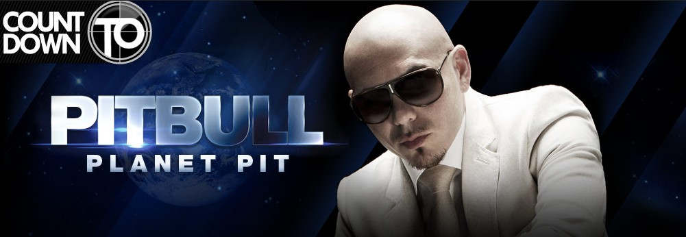 Pitbull - Planet Pit album count down