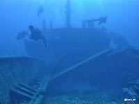 The Eagle Wreck