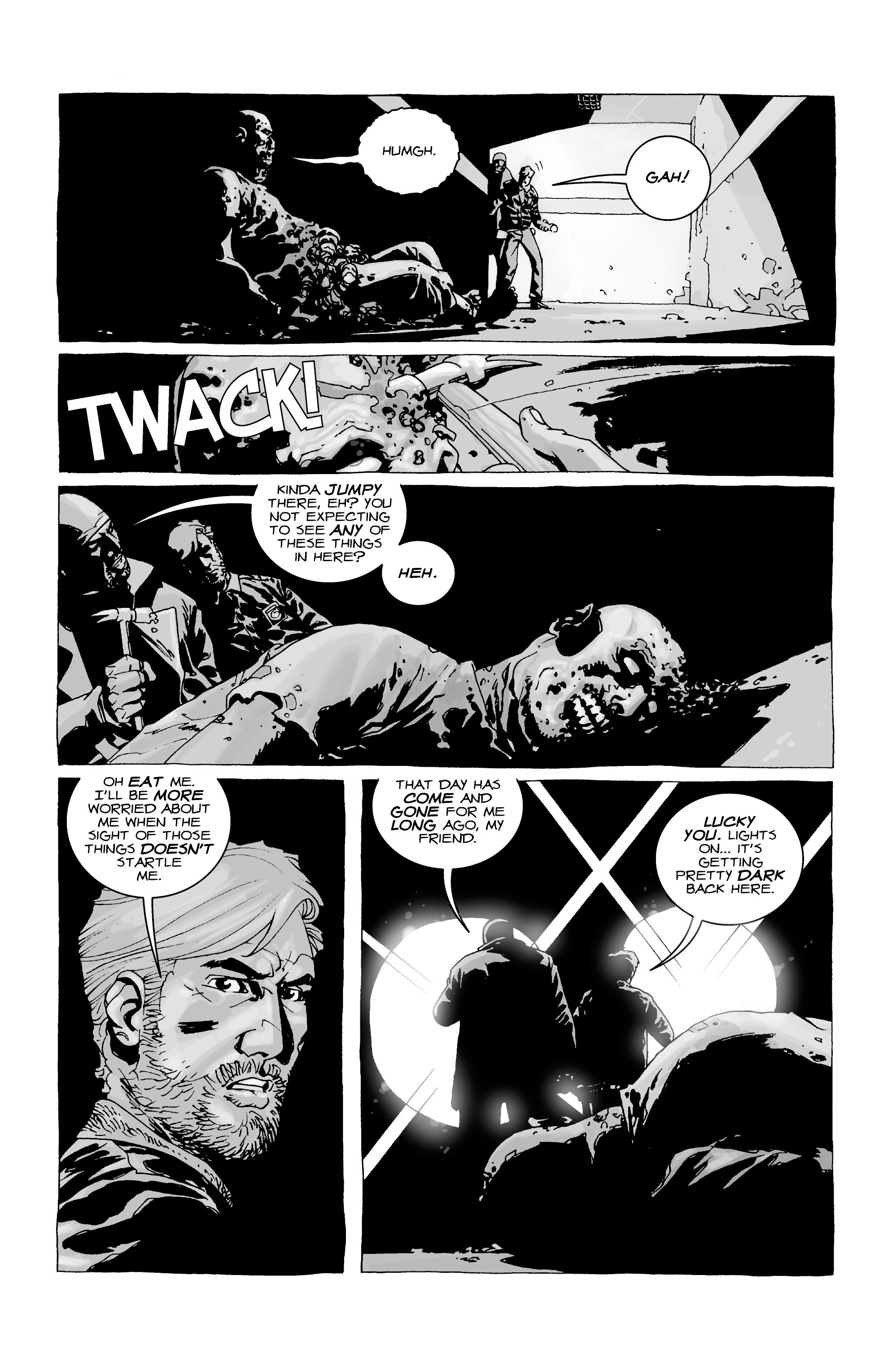 The Walking Dead Issue #13 Page 22