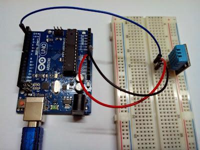 Arduino Temperature DHT11