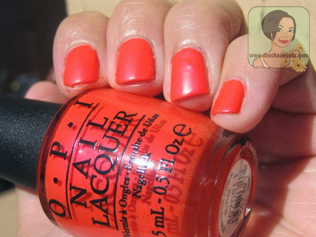 OPI Down To The Core-al