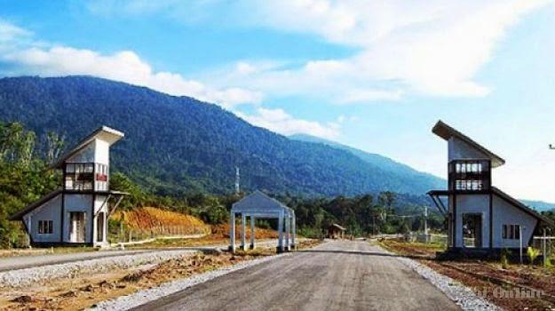 TAPAL batas Indonesia dan Malaysia di Nunukan