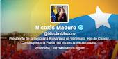 Twitter de Nicolas Maduro