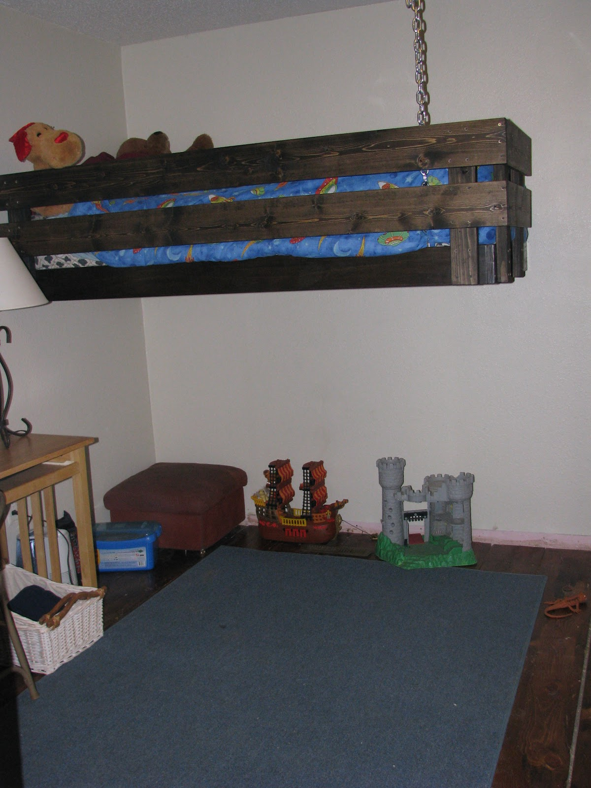 Bunk Bed Ideas likewise DIY Loft Bed With Desk in addition Loft Bed ...