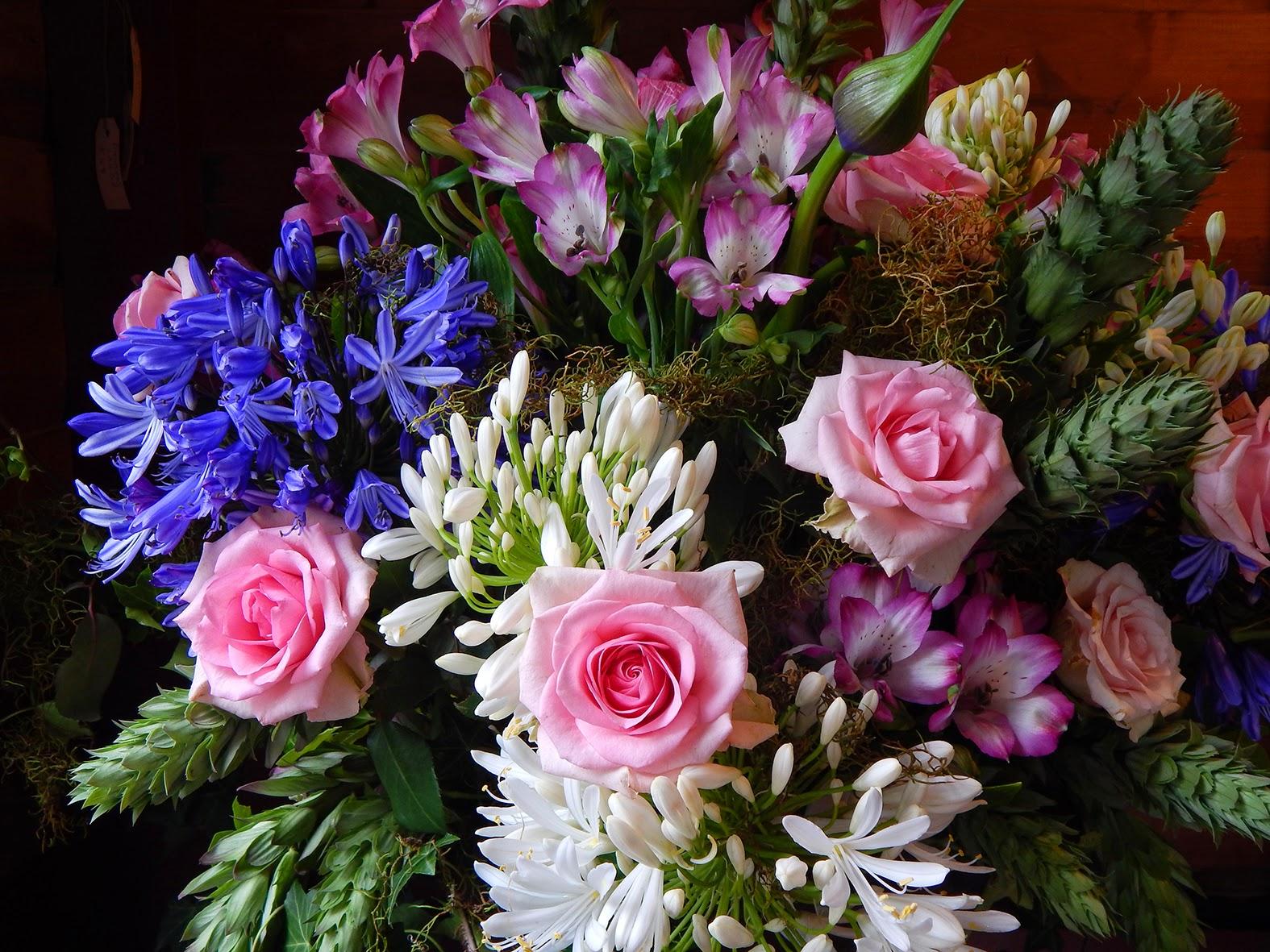 "Ellen Giggenbach: ""The Ministry of Flowers"" flower shop"