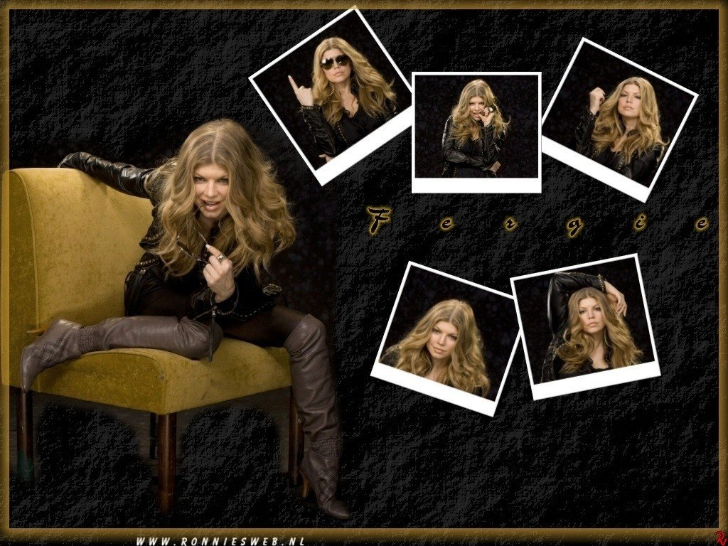 Fergie wallpaper