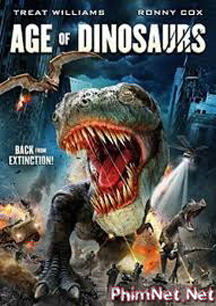Khủng Long Tái Sinh Full Hd | Age Of Dinosaurs 2013 Full Hd
