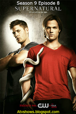 Supernatural Season 9 Episode 8: Rock and a Hard Place