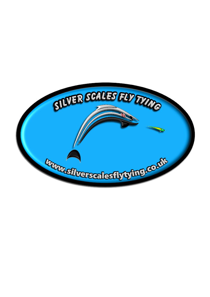 silver scales fly tying  step by steps  mylar sandeel