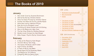 Books of 2010 image