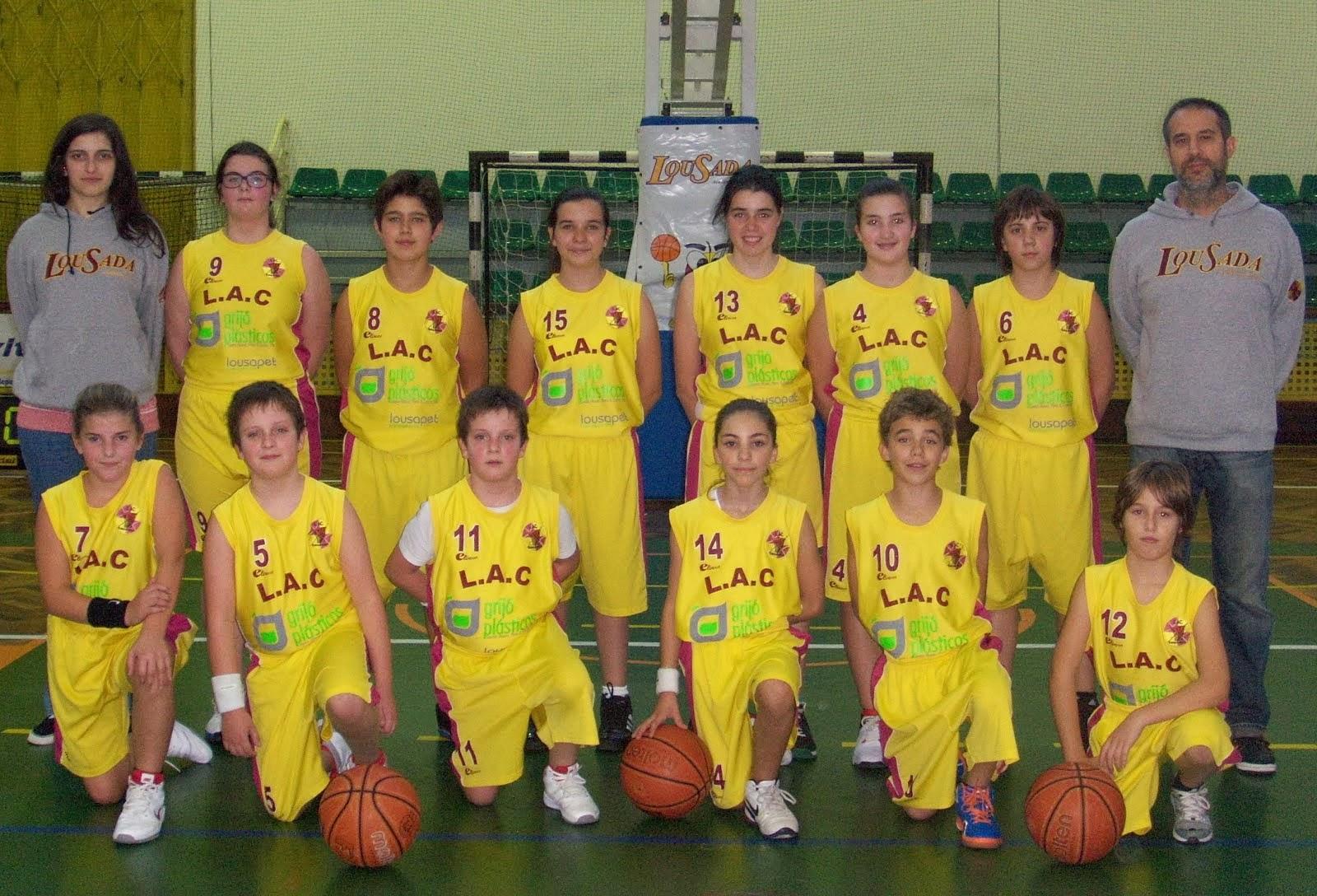 Infantis Mistos 2013-14