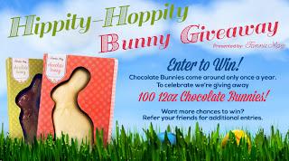 Bunny Giveaway