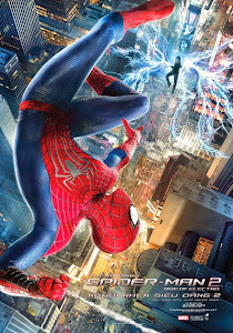 Người Nhện Siêu Đẳng 2: Sự Trỗi Dậy Của Người Điện - The Amazing Spider Man 2: Rise Of Electro poster