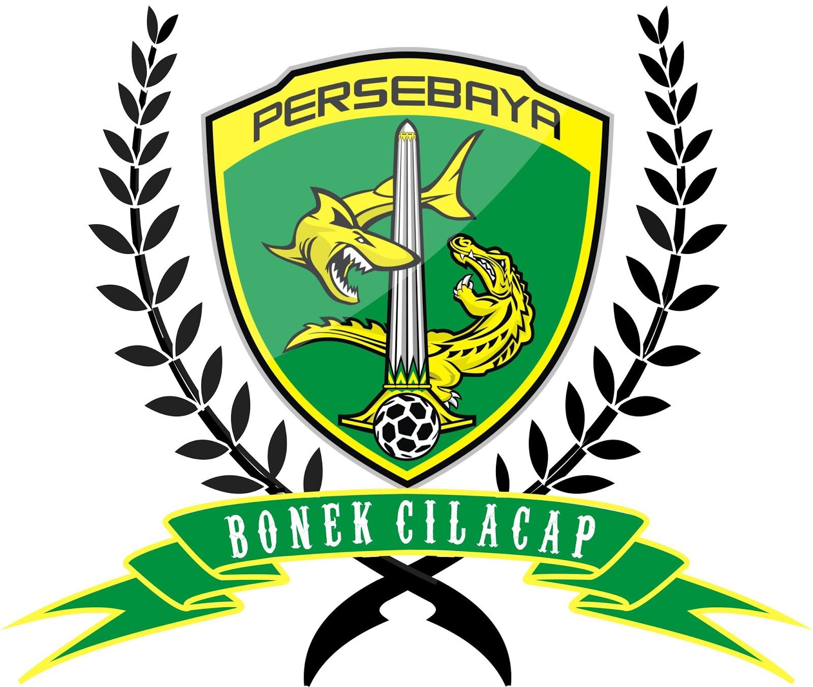 Design Logo Bonek Cilacap Aditya Art Gambar Persebaya