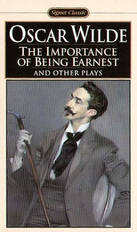 a summary of the play the importance of being earnest by oscar wilde [the importance of being earnest] is exquisitely trivial, a delicate bubble of fancy, and it has its philosophy that we should treat all the trivial things of life very seriously, and all the serious things of life with sincere and studied triviality oscar wilde's play the importance of.