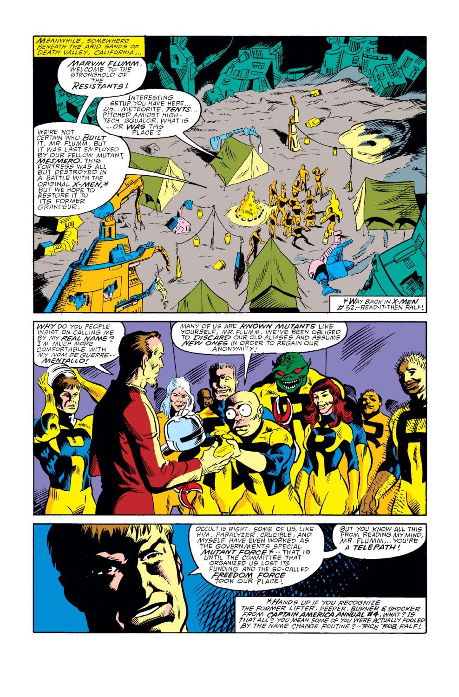 Captain America (1968) Issue #346 #276 - English 14