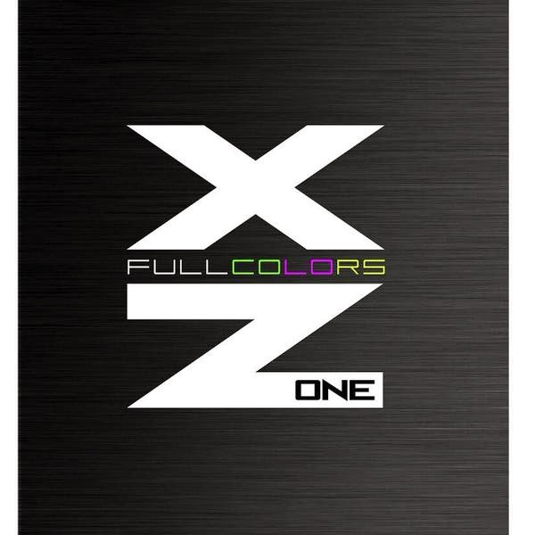 X ZONE FULL COLORS ONE
