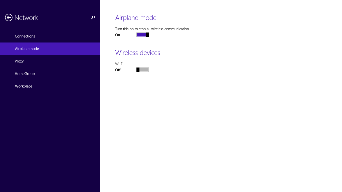 Turn on wifi in windows 8.1 preview step by step 9