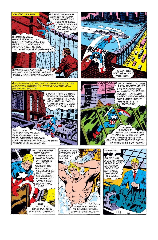 Captain America (1968) Issue #244 #159 - English 8