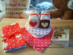3-Year Blog Anniversary Giveaway!