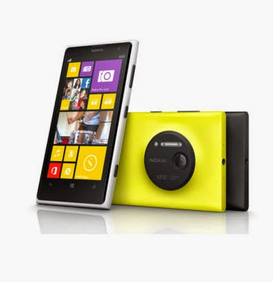 Flipkart: Buy Nokia Lumia 1020 (41MP, Win 8, 1.5 GHz, MS office) Mobile at Rs.20999