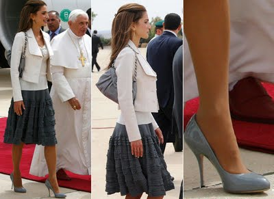 Glamorous Fashion And Style Queen Rania Al Abdullah