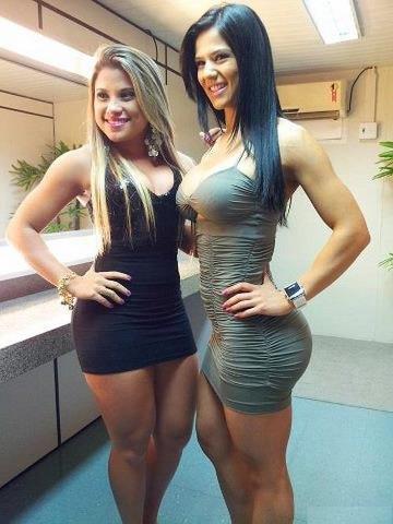 doble impacto cual de ellas dos te gusta mas izquierda o derecha