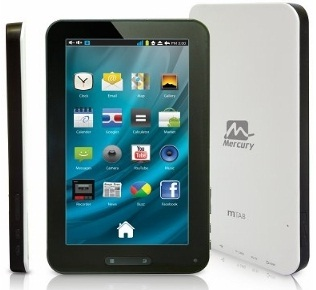  Price, Specs and Review of Gingerbread Tablet
