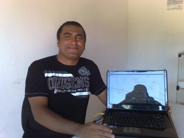 SUPER BLOG GCARVALHO REDENÇÃO-PI: BLOGUEIRO GEDILSON NOVAES DE CARVALHO