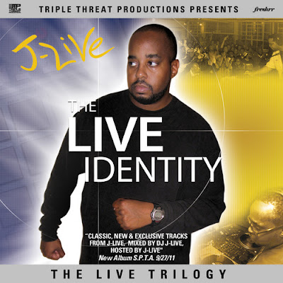 J-Live – The Live Identity (Mixtape) (WEB) (2011) (320 kbps)