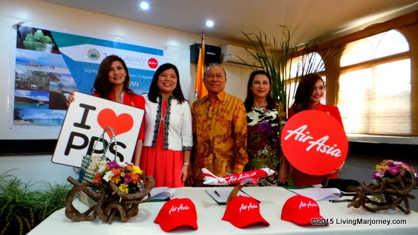 Palawan and AirAsia Philippines Join Forces For The #WorldsBestIsland Campaign