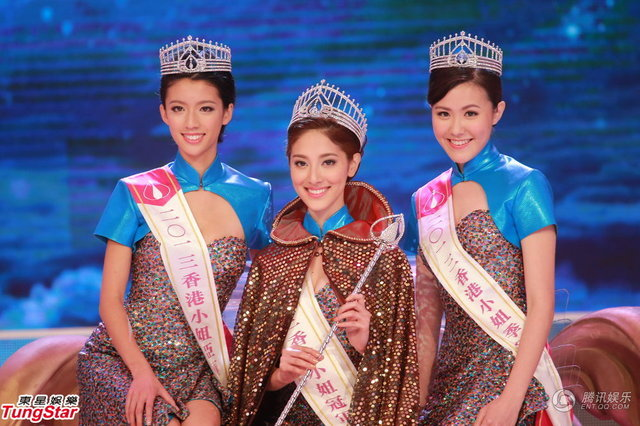 Miss Hong Kong World 2014 Grace Chan Hoi Lam