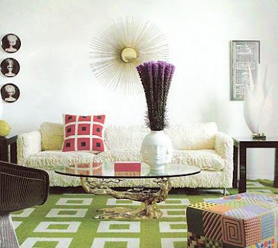 sala pequeña decoración