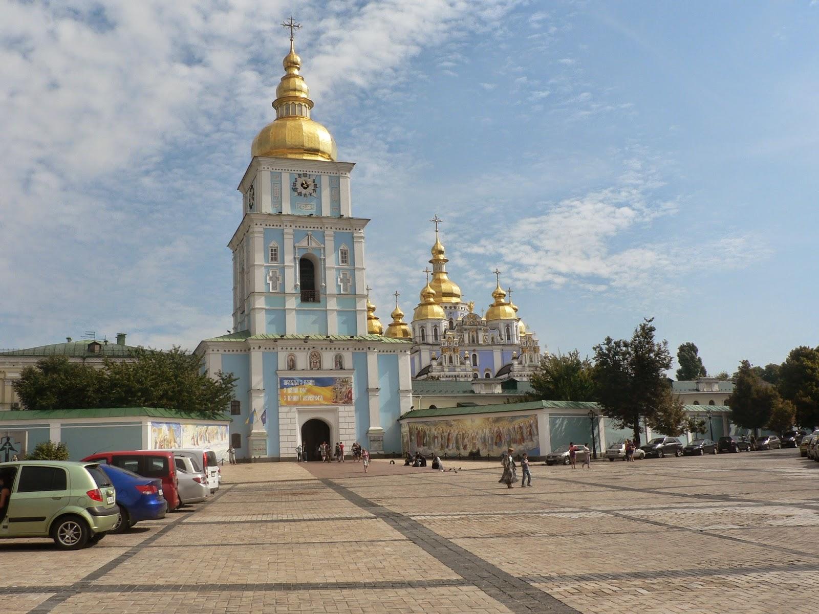 Mikhailovsky-Zlatoverxii-Monastir