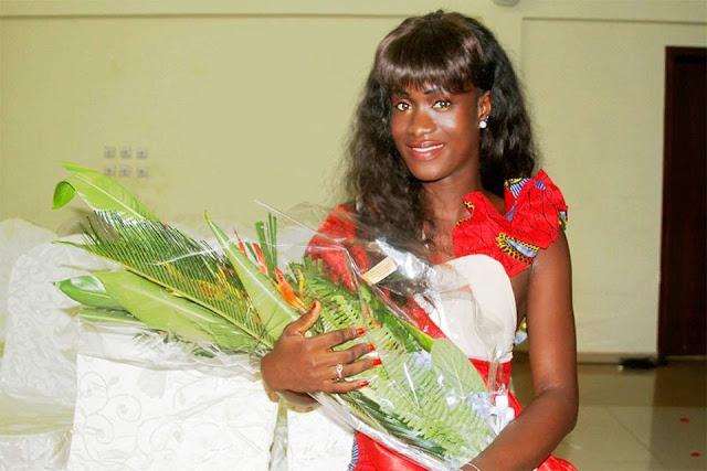 Miss Mundo World Guine Guinea Bissau 2013 Heny Lidia Tavares