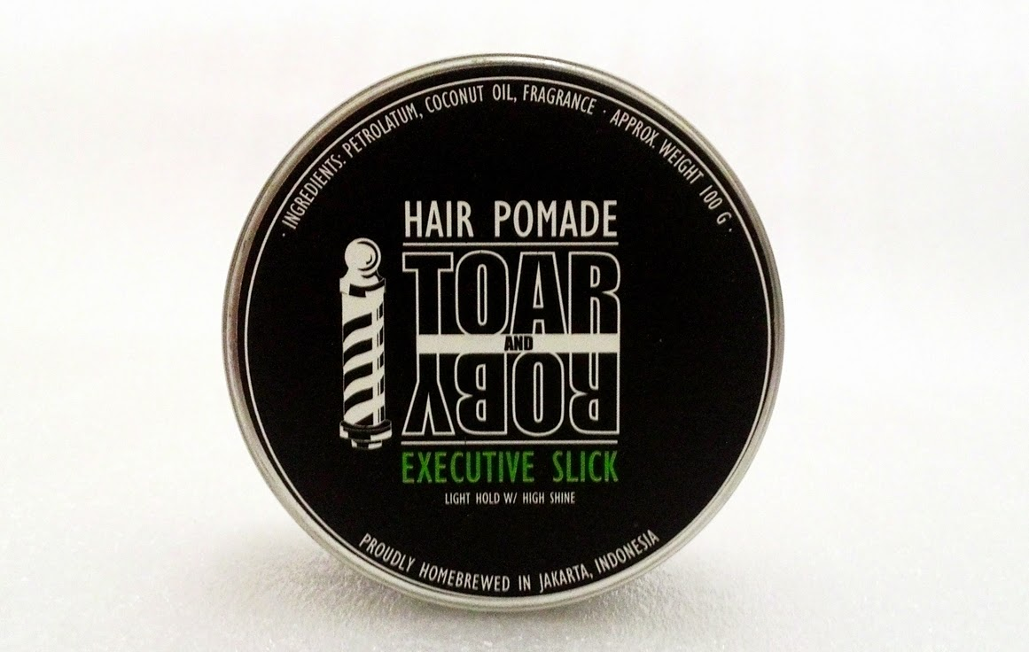 Pomade Toar n Roby Executive Slick